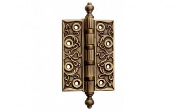 Balamale pentru usi Gama de balamale cuprinde balamale ascunse, infiletate din fier forjat, fixe, reglabile 3D, din alama, cu cristale Swarovski, placate cu aur.