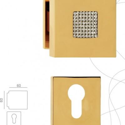 DALI BUSINESS Buton pentru usa - Zen Mesh - Butoni si manere pentru usi DALI BUSINESS