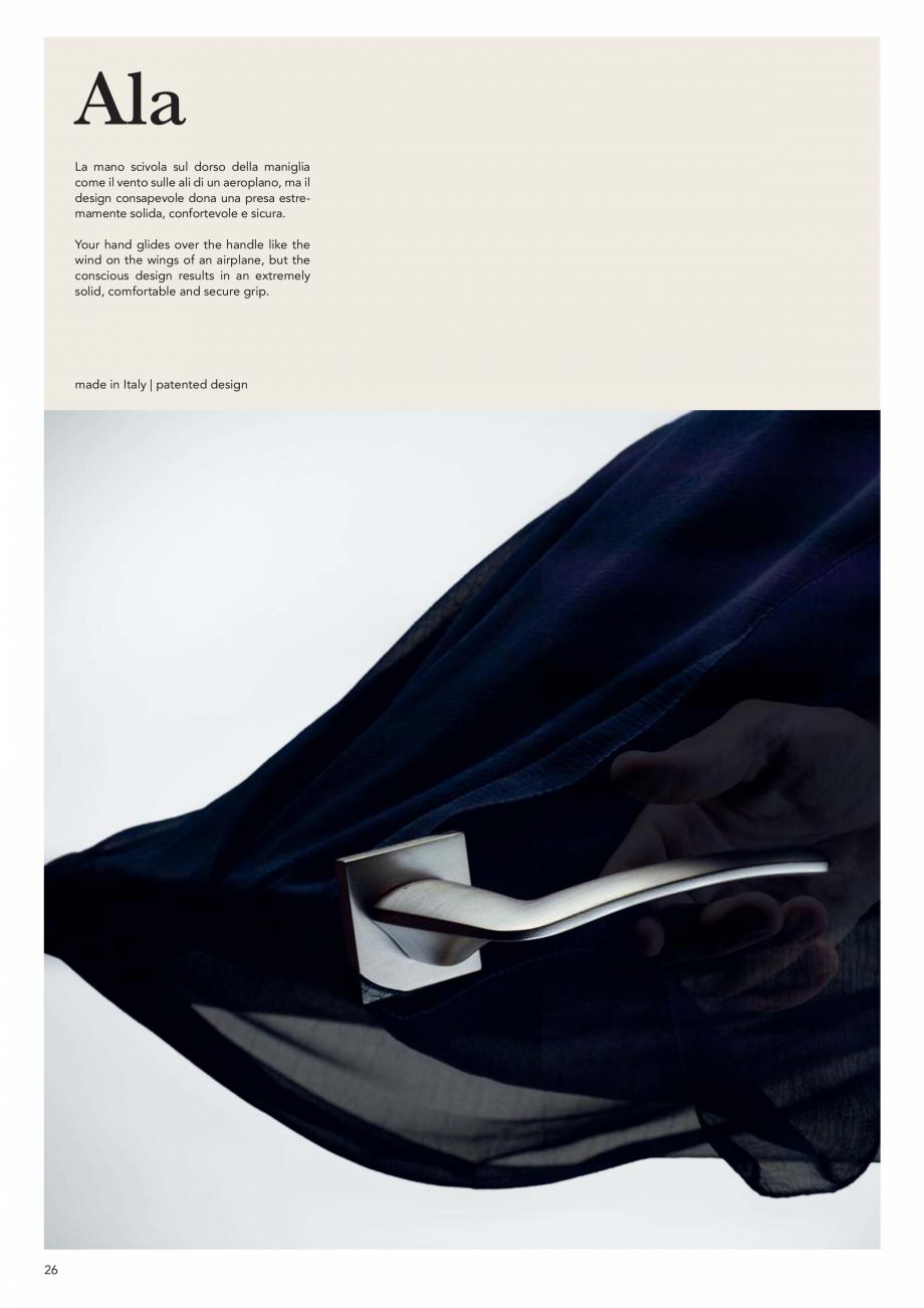 Pagina 28 - Catalog Linea CALI 2019 DALI BUSINESS Catalog, brosura Engleza, Italiana  92 mm  300 mm ...