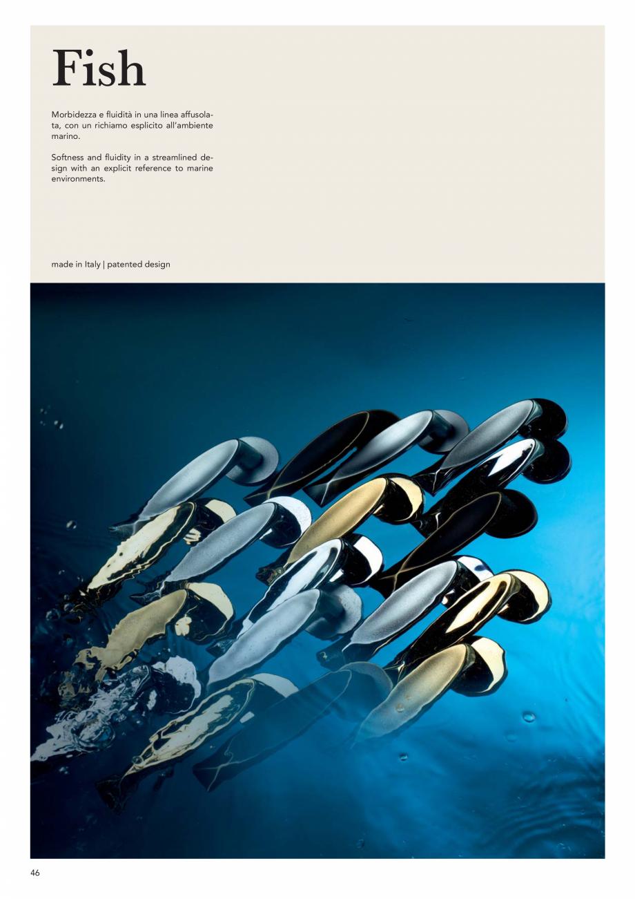 Pagina 48 - Catalog Linea CALI 2019 DALI BUSINESS Catalog, brosura Engleza, Italiana 8  Aldar  Dalia...