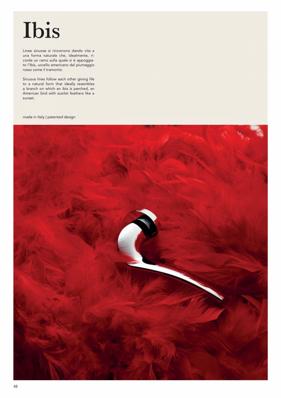 Pagina 50 - Catalog Linea CALI 2019 DALI BUSINESS Catalog, brosura Engleza, Italiana mm  488 RB 011 ...