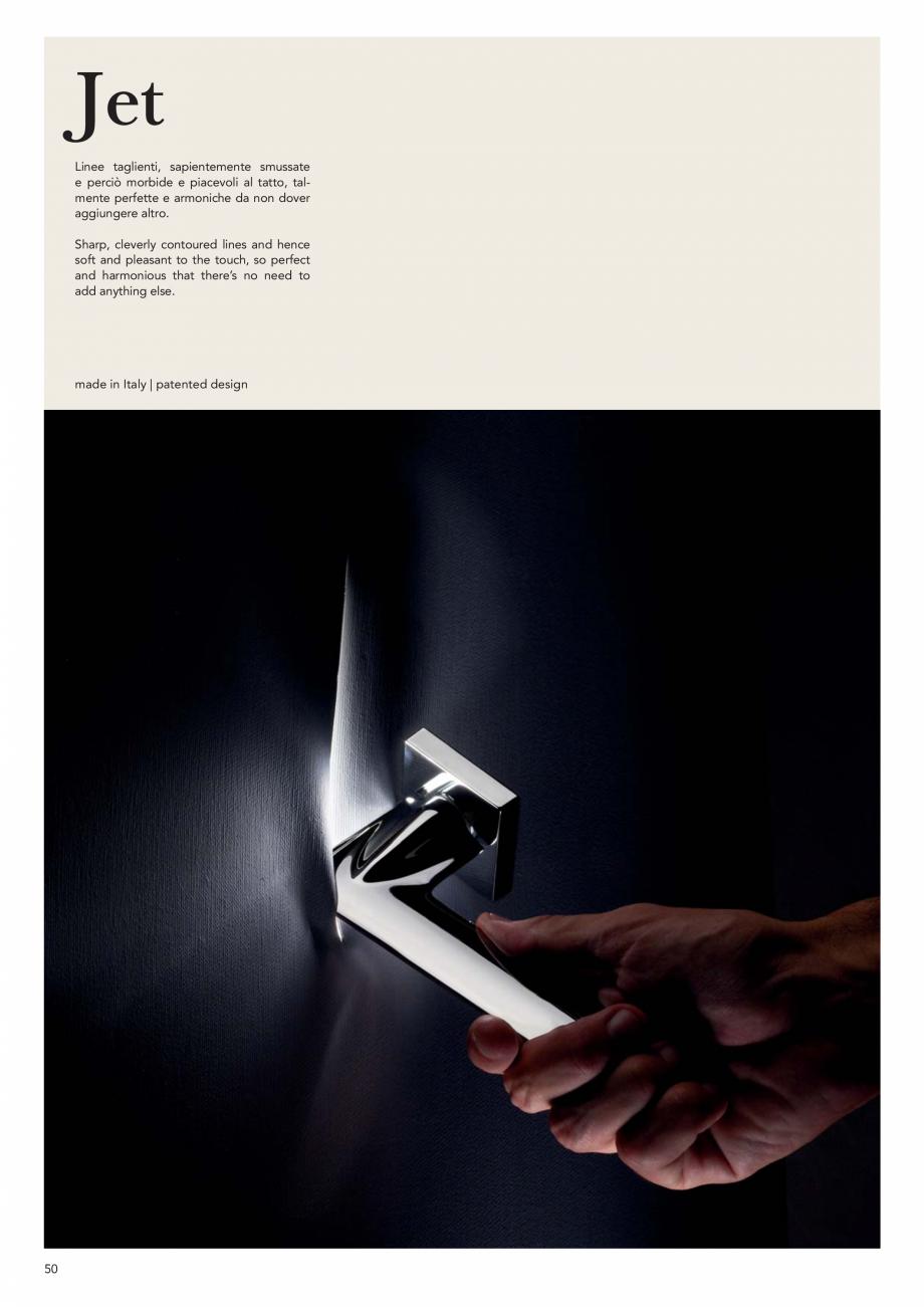 Pagina 52 - Catalog Linea CALI 2019 DALI BUSINESS Catalog, brosura Engleza, Italiana ��ambiente...