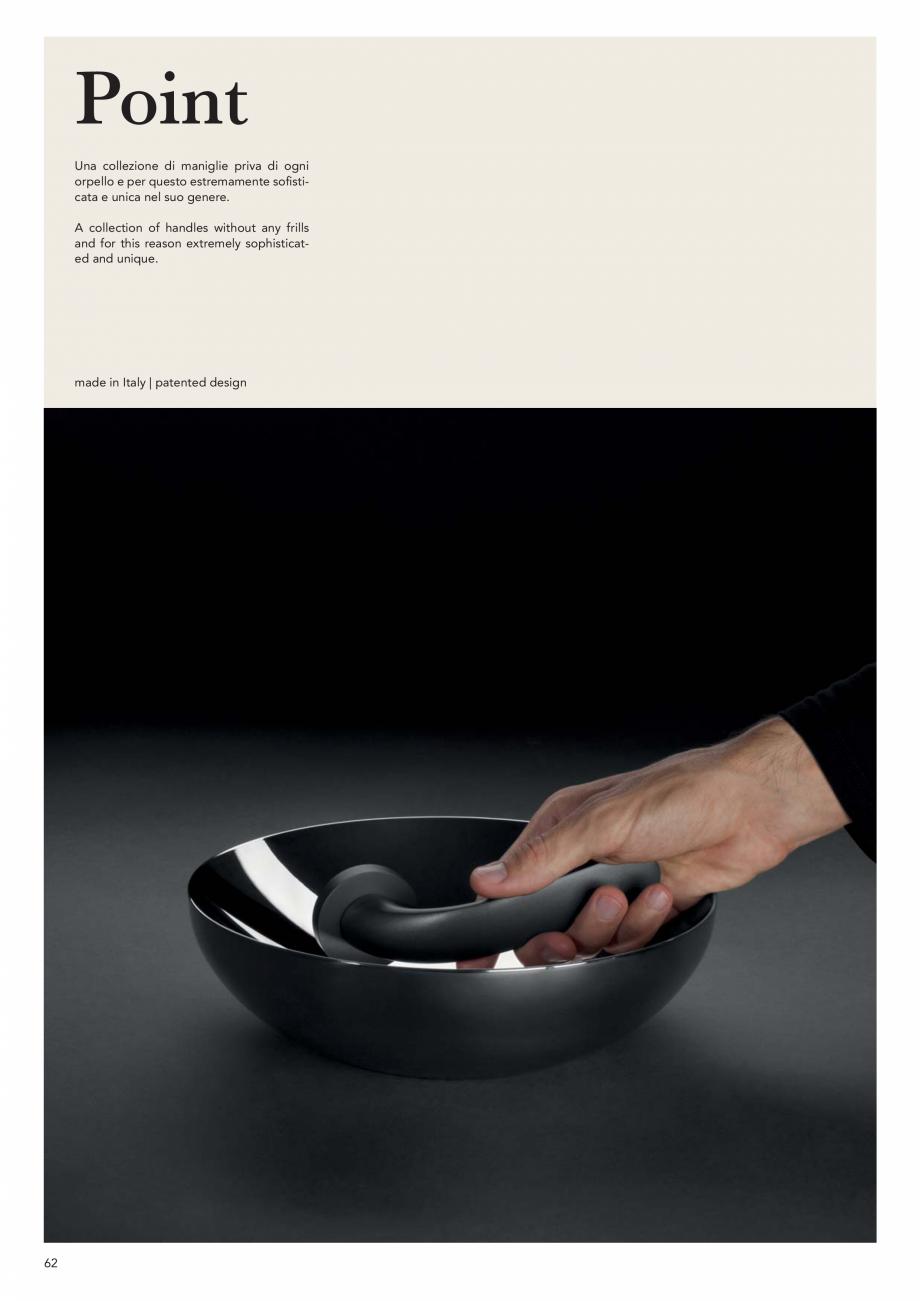 Pagina 64 - Catalog Linea CALI 2019 DALI BUSINESS Catalog, brosura Engleza, Italiana 40 mm  73 mm ...