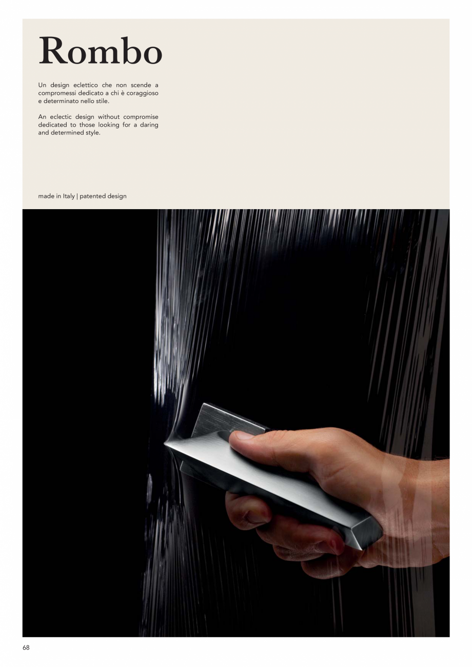 Pagina 70 - Catalog Linea CALI 2019 DALI BUSINESS Catalog, brosura Engleza, Italiana PL  145 mm  670...