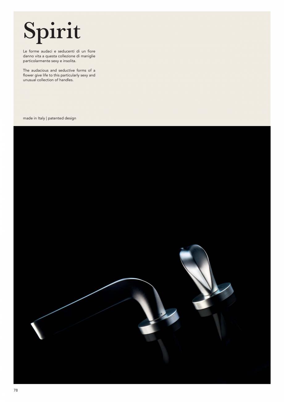 Pagina 80 - Catalog Linea CALI 2019 DALI BUSINESS Catalog, brosura Engleza, Italiana da Esuberante e...
