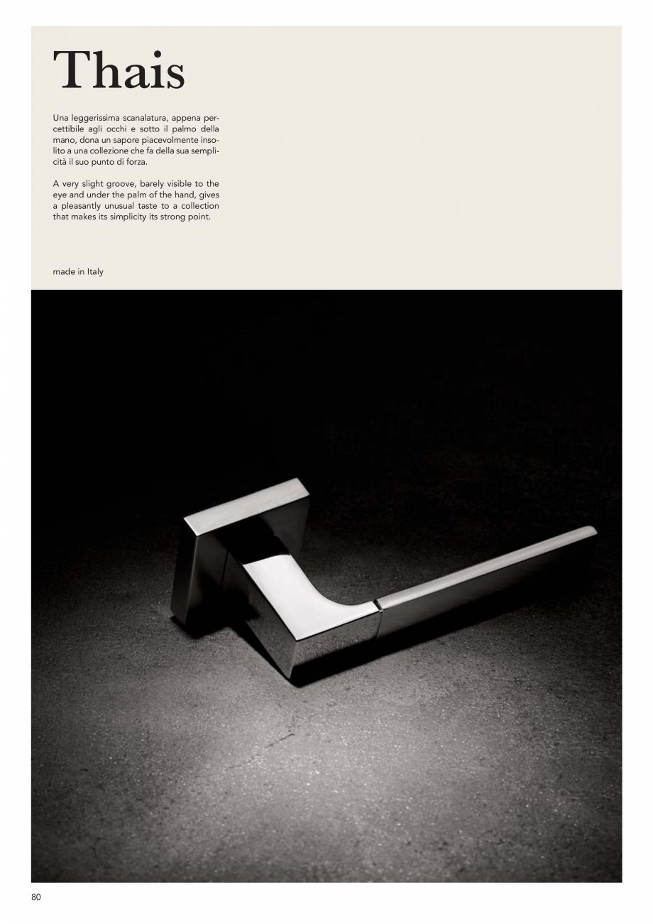 Pagina 82 - Catalog Linea CALI 2019 DALI BUSINESS Catalog, brosura Engleza, Italiana  francese...