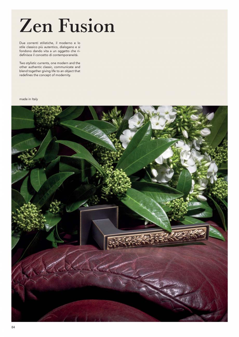 Pagina 86 - Catalog Linea CALI 2019 DALI BUSINESS Catalog, brosura Engleza, Italiana  in preziosa...