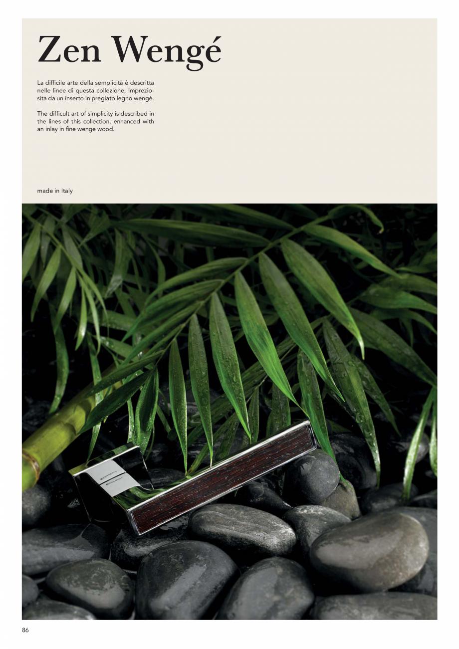 Pagina 88 - Catalog Linea CALI 2019 DALI BUSINESS Catalog, brosura Engleza, Italiana iculous and...