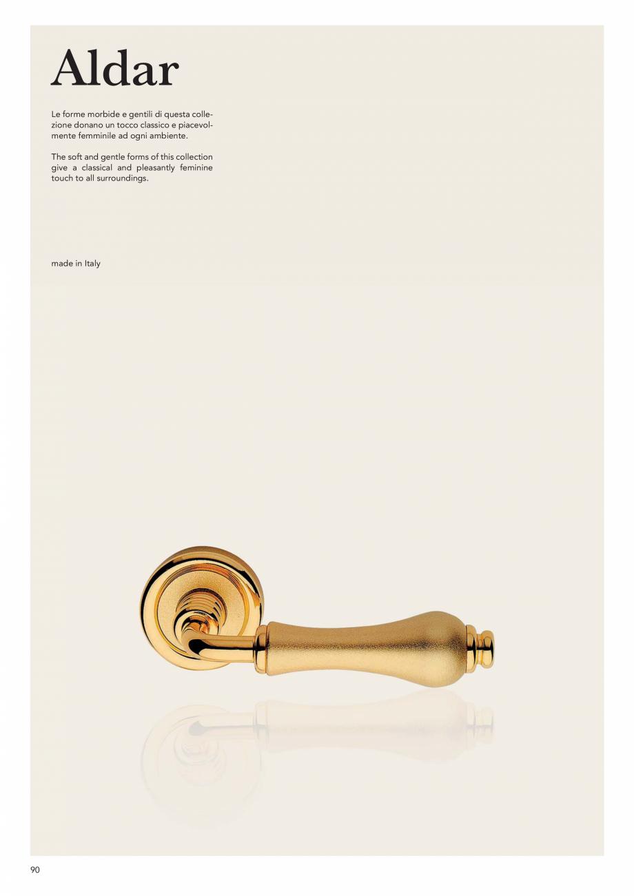 Pagina 92 - Catalog Linea CALI 2019 DALI BUSINESS Catalog, brosura Engleza, Italiana lay technique...
