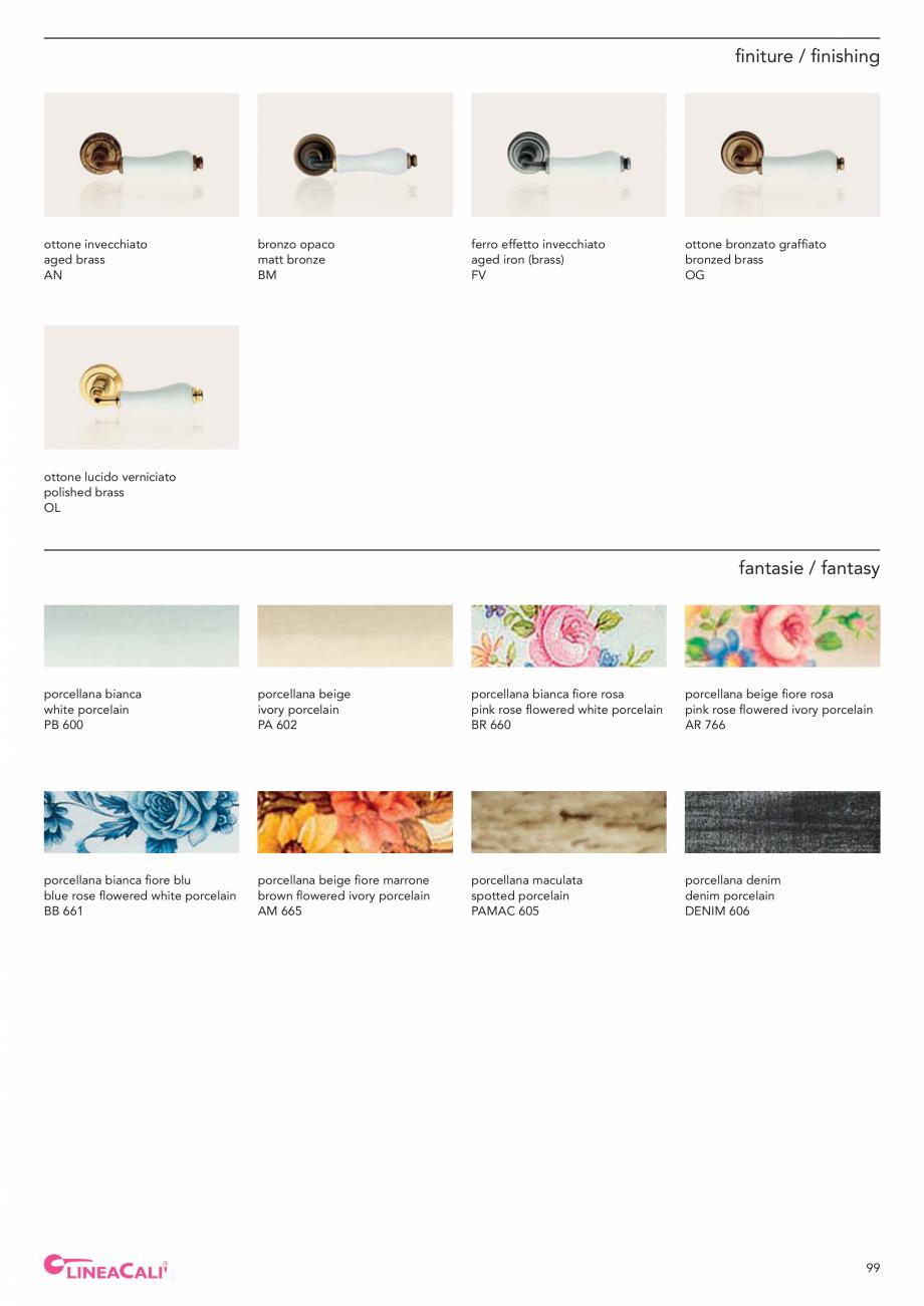 Pagina 101 - Catalog Linea CALI 2019 DALI BUSINESS Catalog, brosura Engleza, Italiana y  246 ...