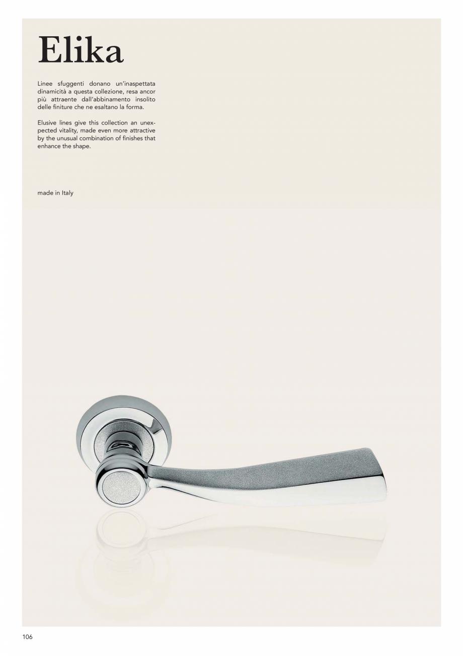 Pagina 108 - Catalog Linea CALI 2019 DALI BUSINESS Catalog, brosura Engleza, Italiana ld treasure...