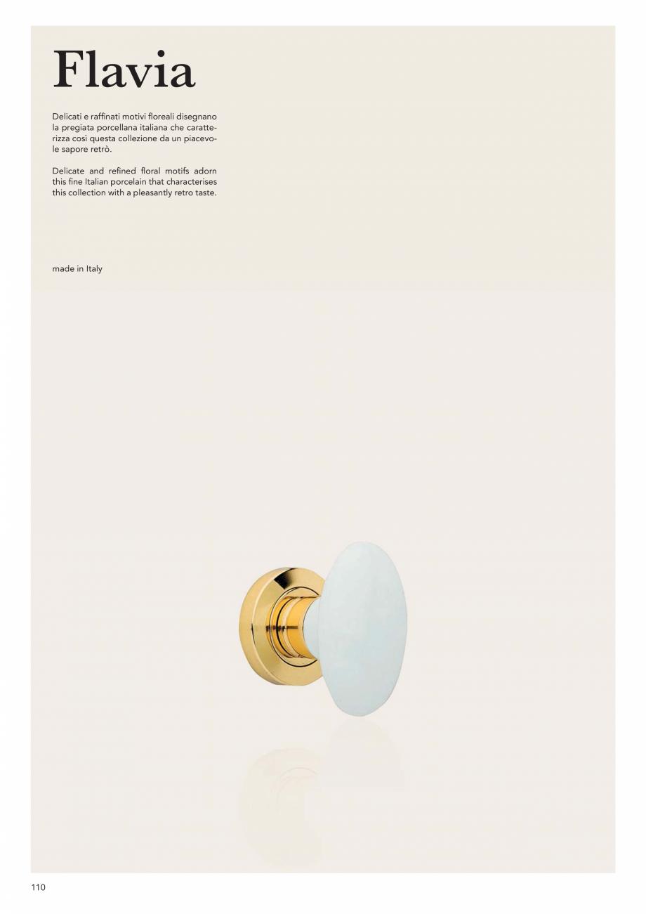 Pagina 112 - Catalog Linea CALI 2019 DALI BUSINESS Catalog, brosura Engleza, Italiana 8  catenacci /...