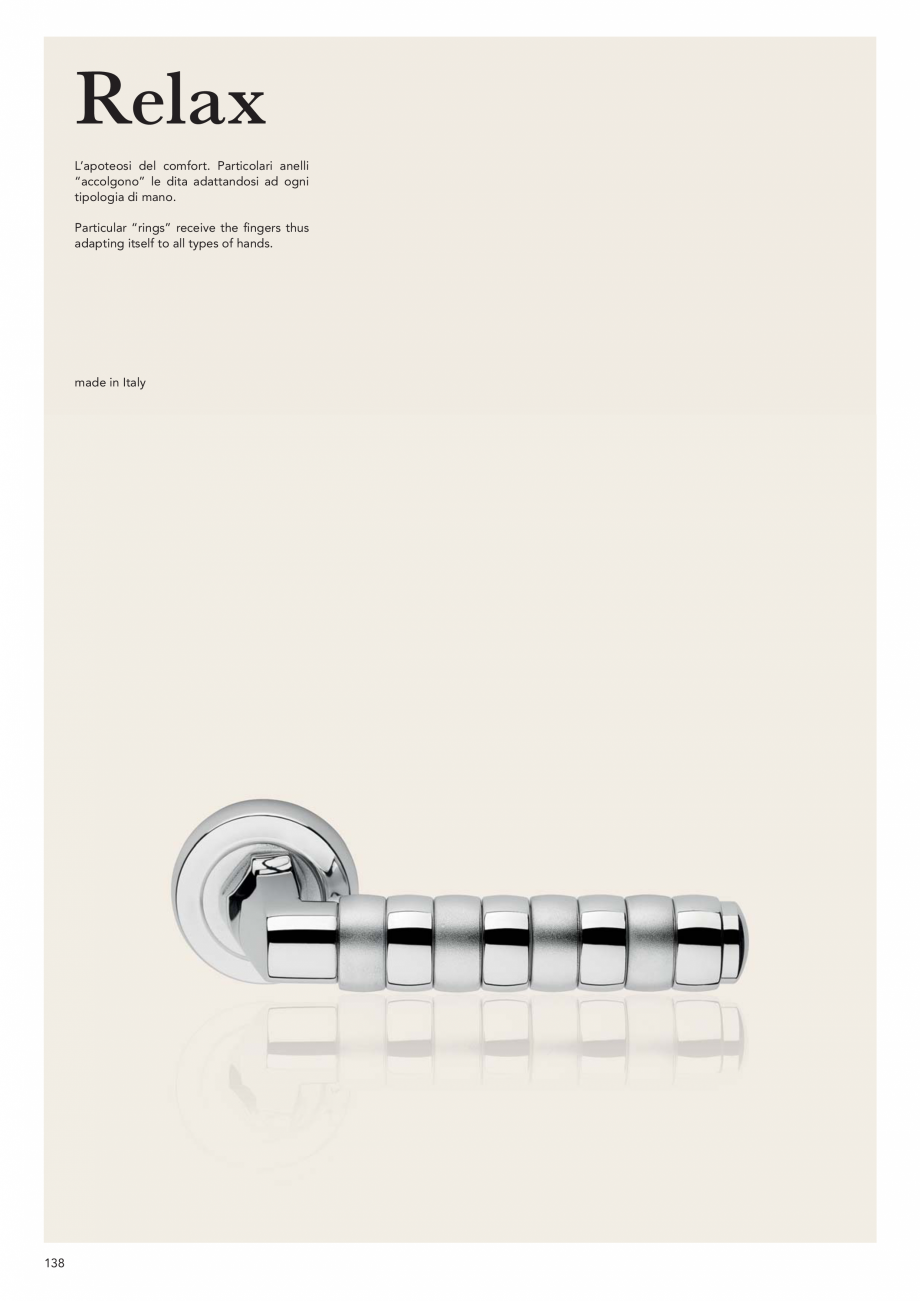 Pagina 140 - Catalog Linea CALI 2019 DALI BUSINESS Catalog, brosura Engleza, Italiana one su porta...