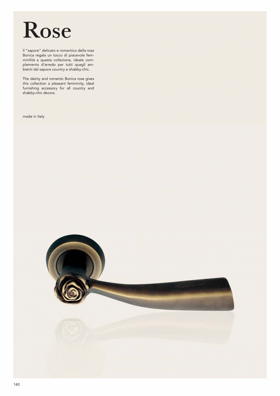 Pagina 142 - Catalog Linea CALI 2019 DALI BUSINESS Catalog, brosura Engleza, Italiana ri passanti...