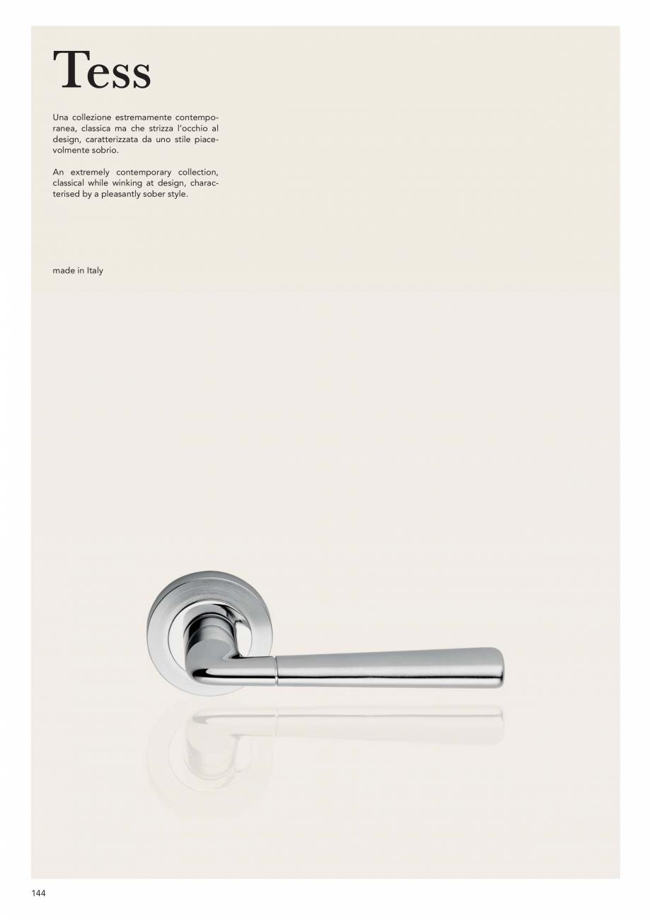 Pagina 146 - Catalog Linea CALI 2019 DALI BUSINESS Catalog, brosura Engleza, Italiana