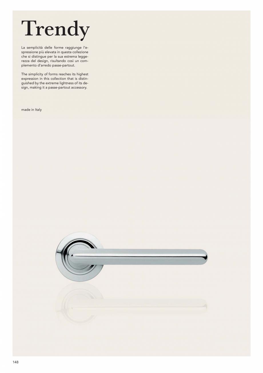 Pagina 150 - Catalog Linea CALI 2019 DALI BUSINESS Catalog, brosura Engleza, Italiana