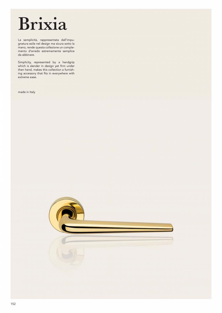 Pagina 154 - Catalog Linea CALI 2019 DALI BUSINESS Catalog, brosura Engleza, Italiana