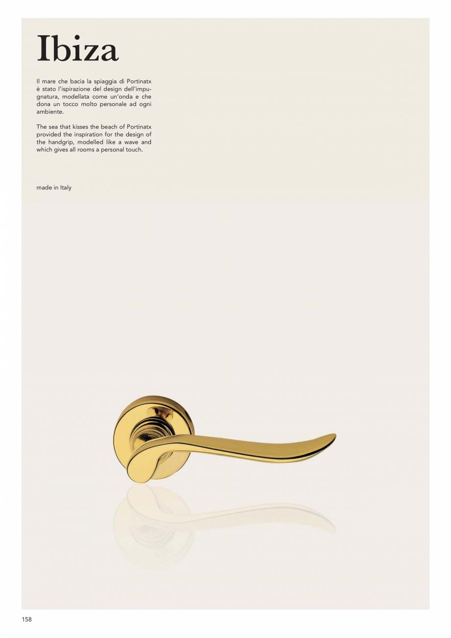 Pagina 160 - Catalog Linea CALI 2019 DALI BUSINESS Catalog, brosura Engleza, Italiana