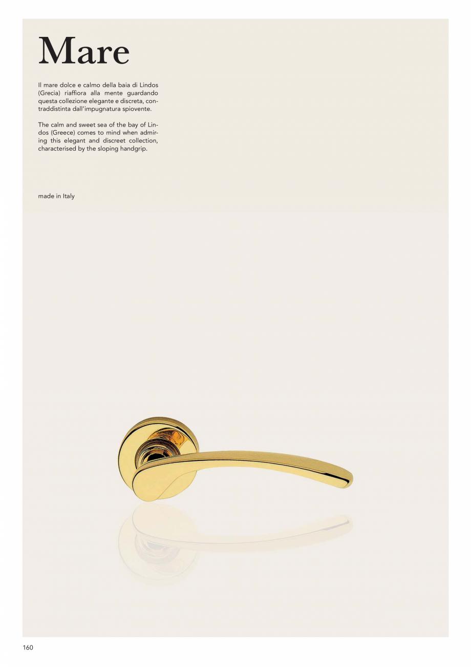 Pagina 162 - Catalog Linea CALI 2019 DALI BUSINESS Catalog, brosura Engleza, Italiana