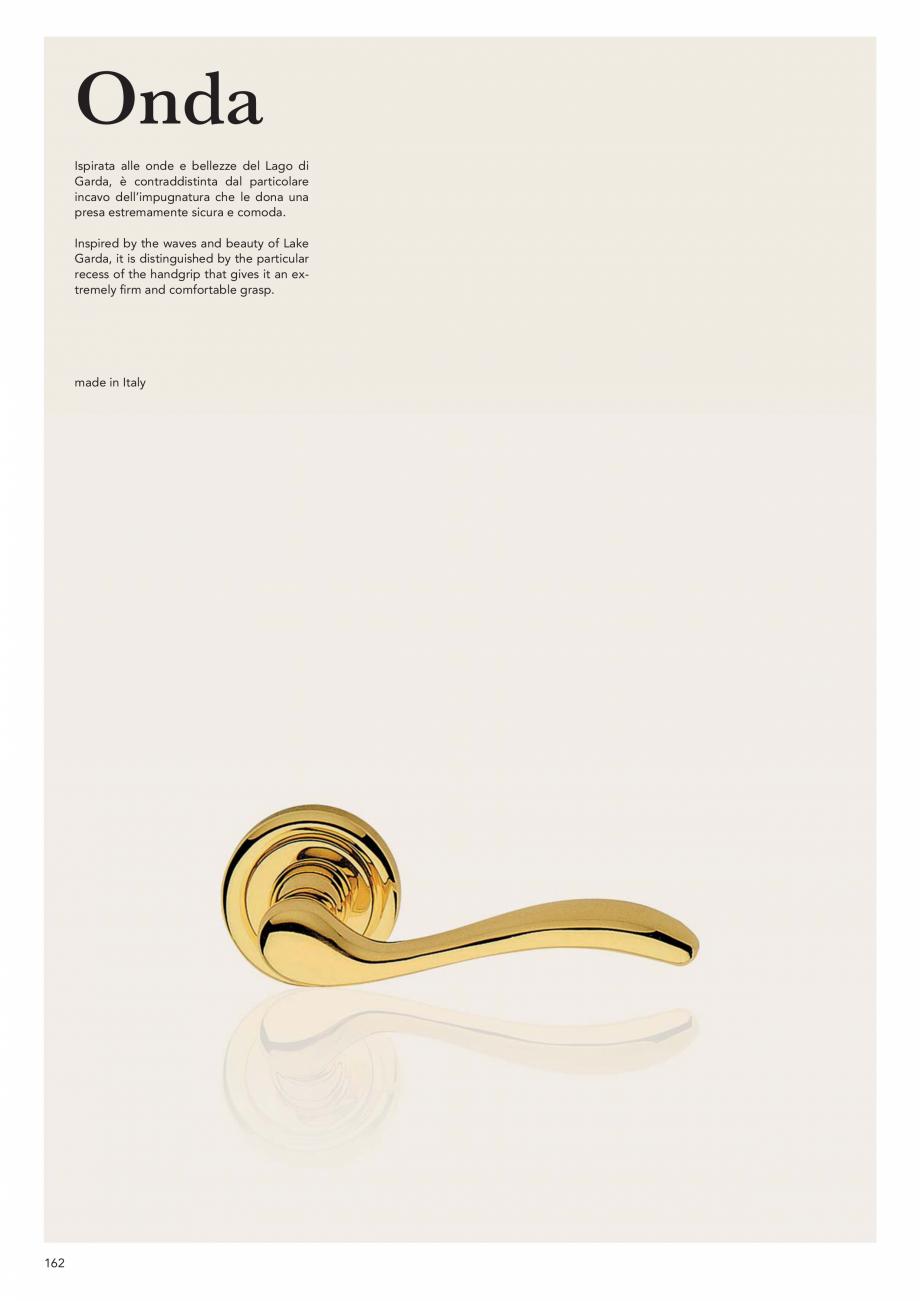 Pagina 164 - Catalog Linea CALI 2019 DALI BUSINESS Catalog, brosura Engleza, Italiana