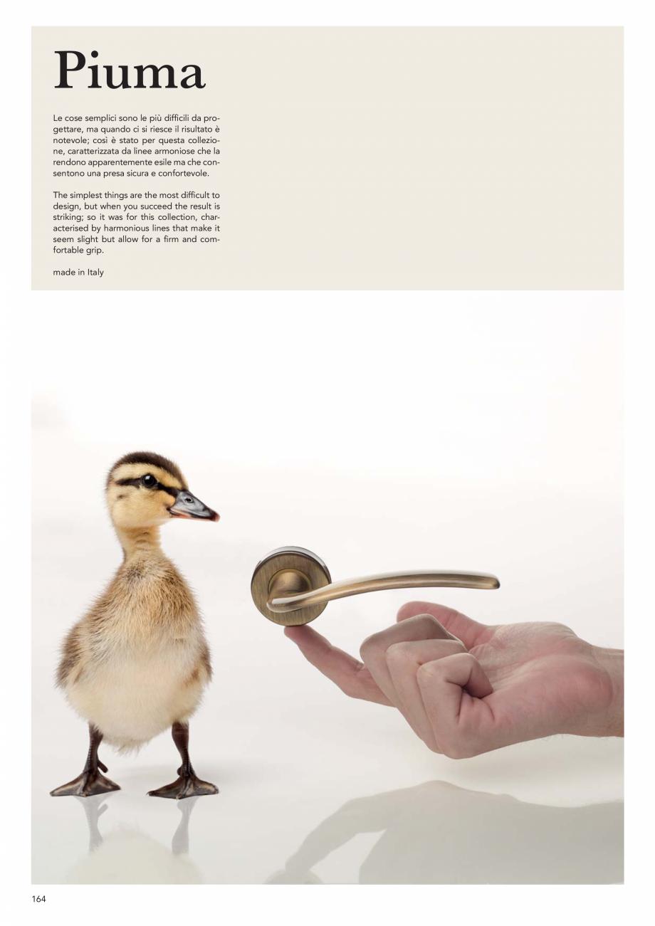 Pagina 166 - Catalog Linea CALI 2019 DALI BUSINESS Catalog, brosura Engleza, Italiana