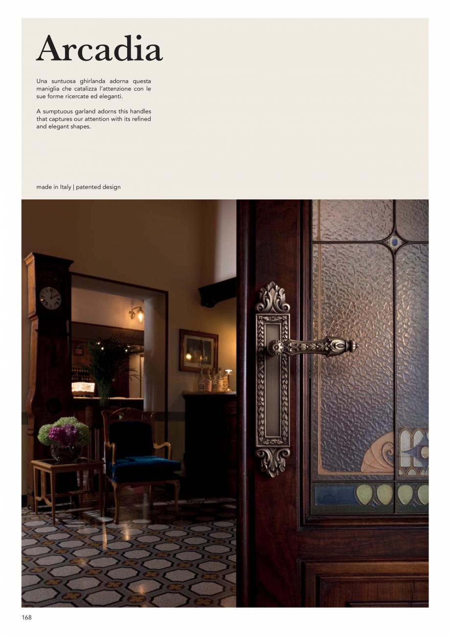 Pagina 170 - Catalog Linea CALI 2019 DALI BUSINESS Catalog, brosura Engleza, Italiana