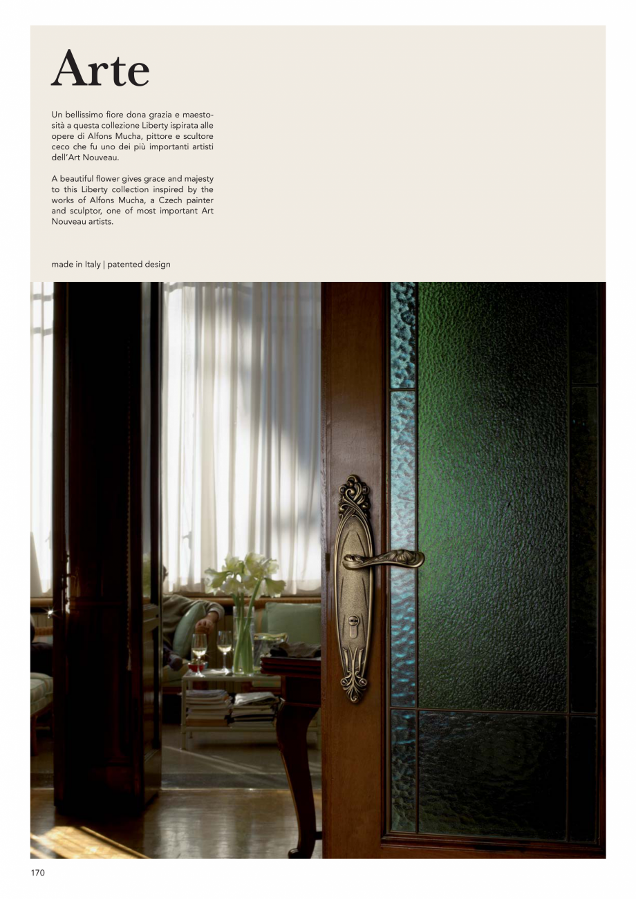 Pagina 172 - Catalog Linea CALI 2019 DALI BUSINESS Catalog, brosura Engleza, Italiana