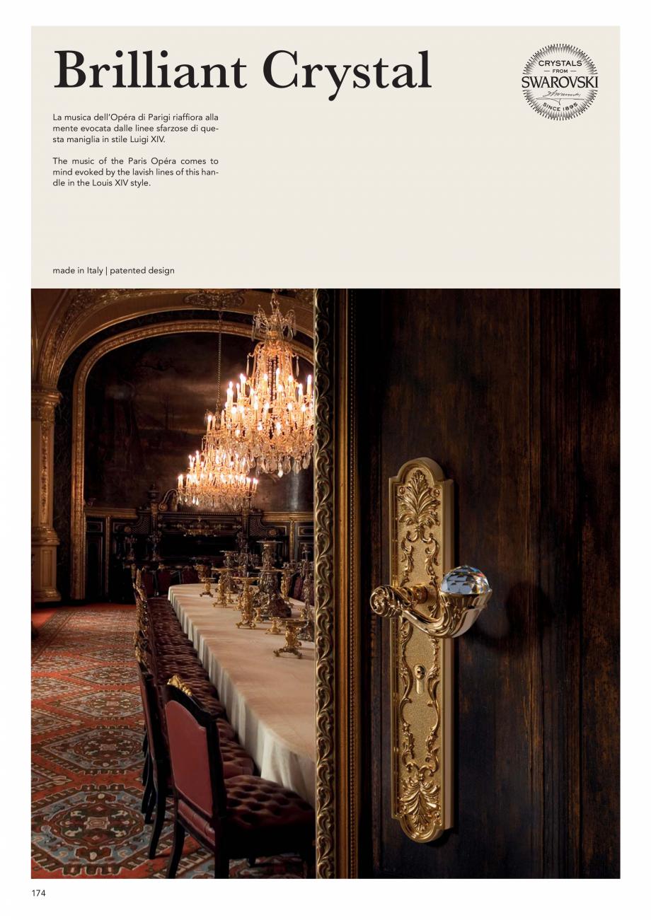 Pagina 176 - Catalog Linea CALI 2019 DALI BUSINESS Catalog, brosura Engleza, Italiana