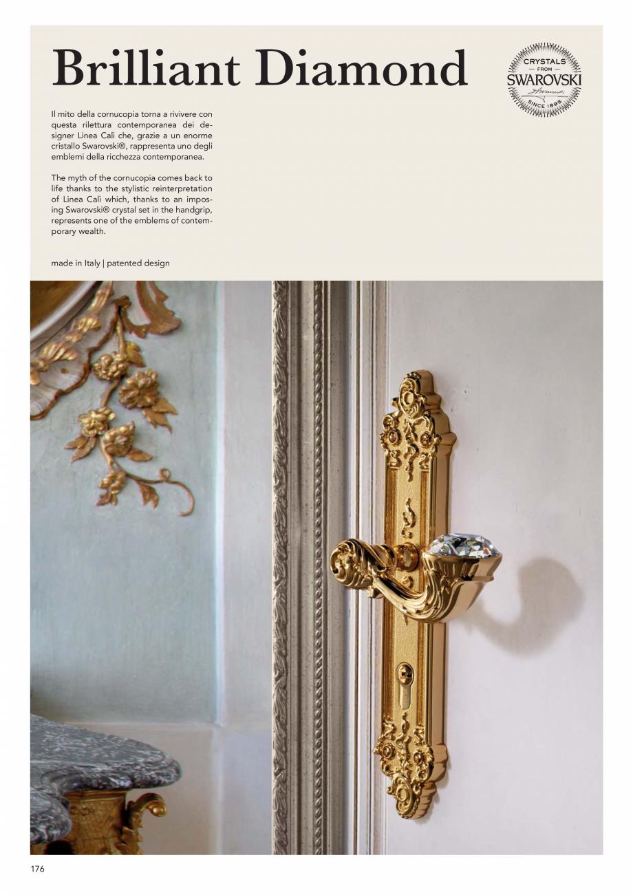 Pagina 178 - Catalog Linea CALI 2019 DALI BUSINESS Catalog, brosura Engleza, Italiana