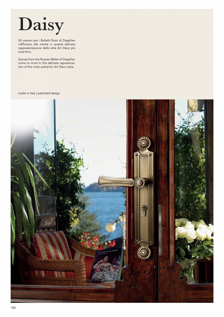 Pagina 182 - Catalog Linea CALI 2019 DALI BUSINESS Catalog, brosura Engleza, Italiana