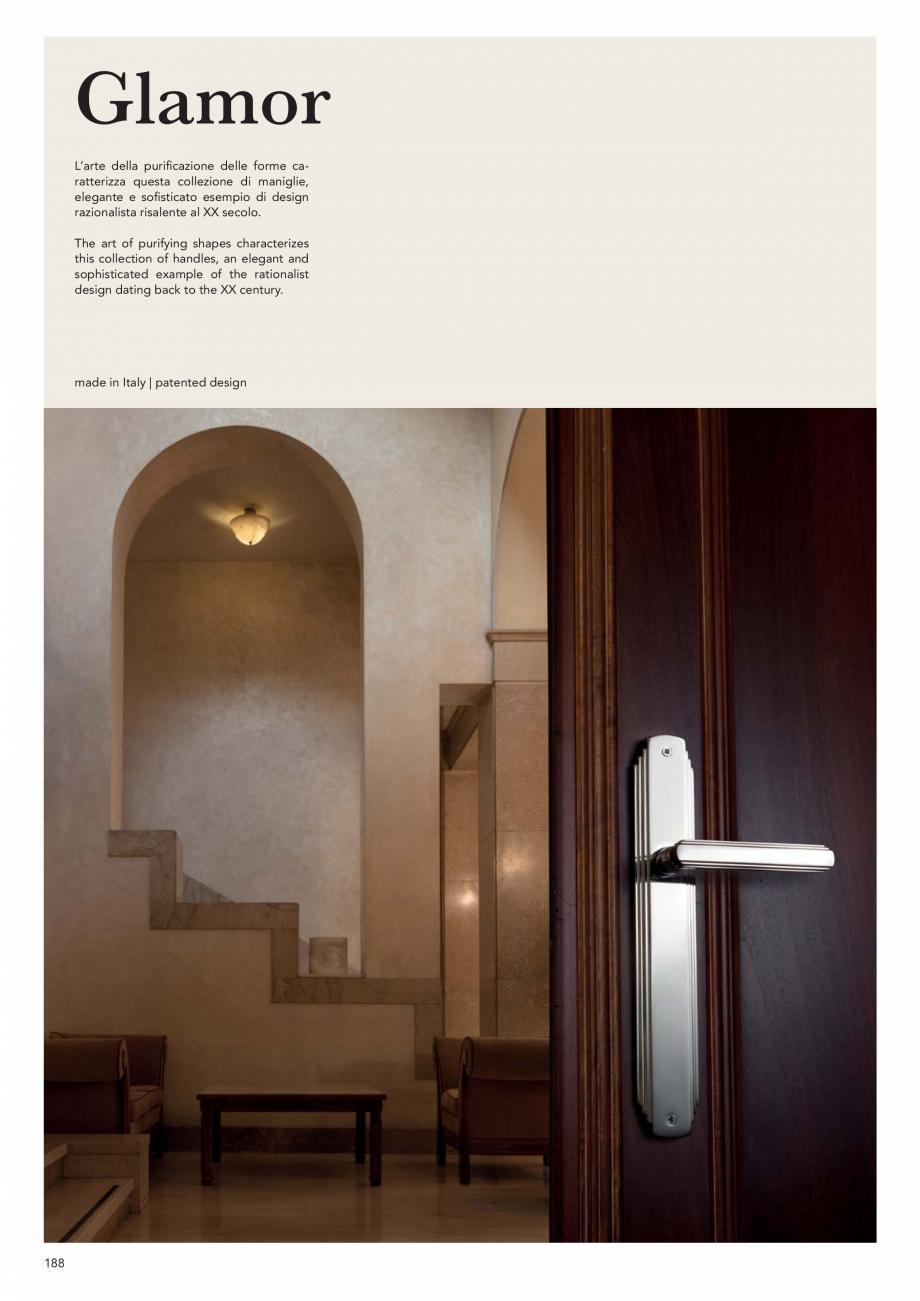 Pagina 190 - Catalog Linea CALI 2019 DALI BUSINESS Catalog, brosura Engleza, Italiana