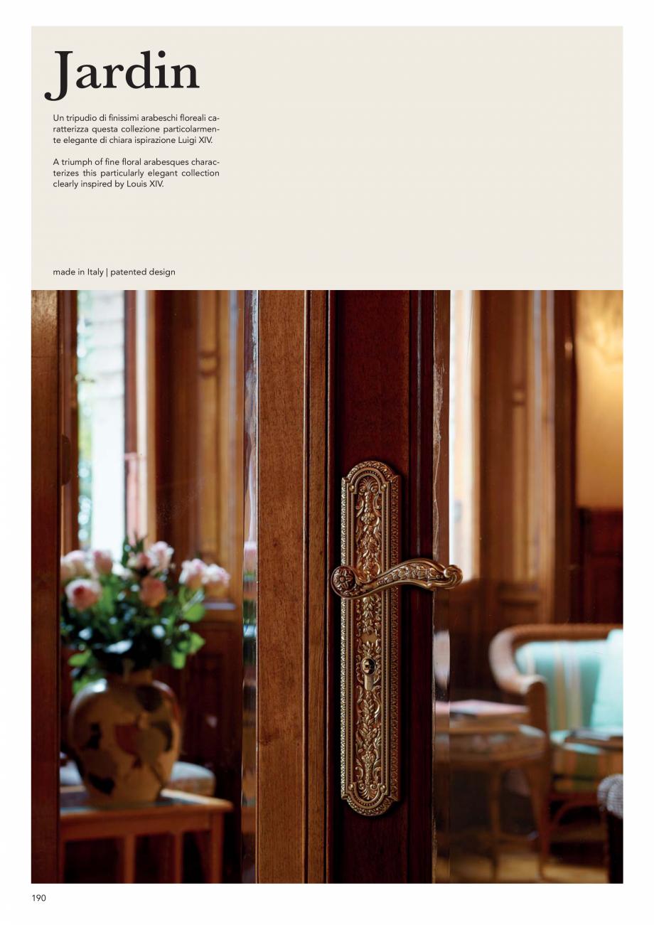 Pagina 192 - Catalog Linea CALI 2019 DALI BUSINESS Catalog, brosura Engleza, Italiana