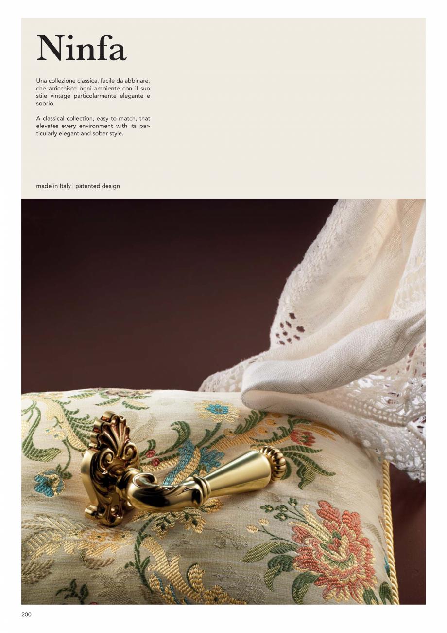 Pagina 202 - Catalog Linea CALI 2019 DALI BUSINESS Catalog, brosura Engleza, Italiana