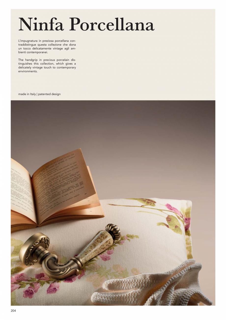 Pagina 206 - Catalog Linea CALI 2019 DALI BUSINESS Catalog, brosura Engleza, Italiana