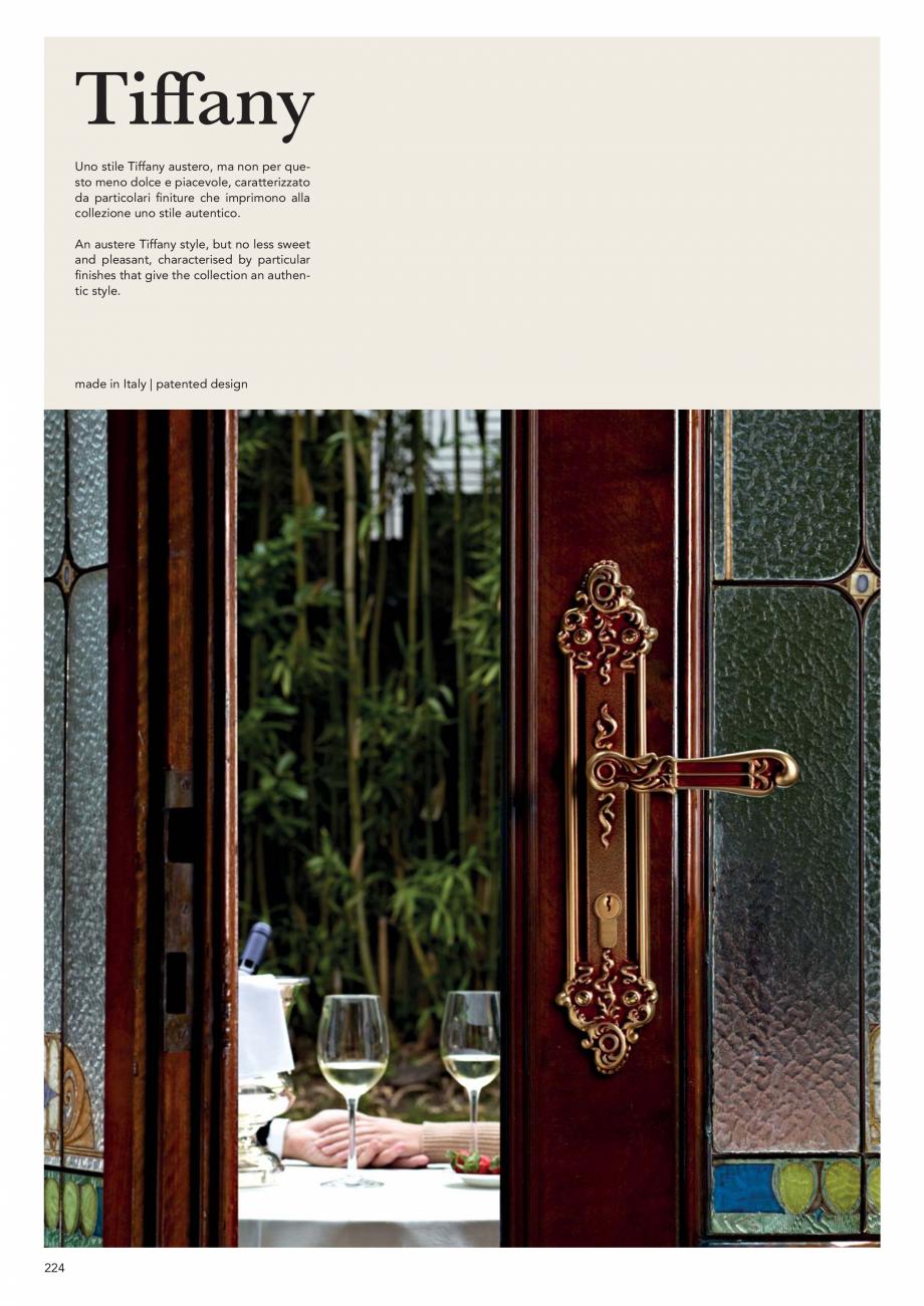 Pagina 226 - Catalog Linea CALI 2019 DALI BUSINESS Catalog, brosura Engleza, Italiana