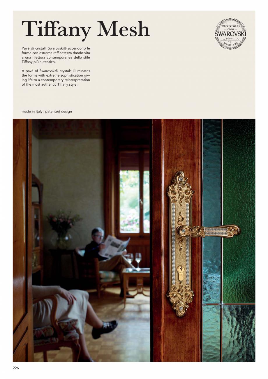 Pagina 228 - Catalog Linea CALI 2019 DALI BUSINESS Catalog, brosura Engleza, Italiana