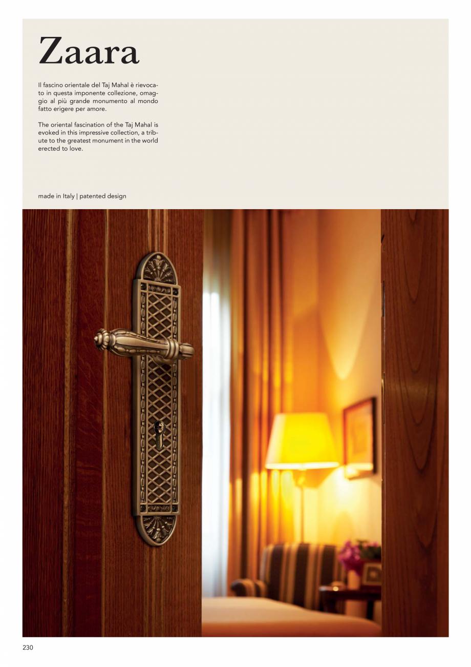 Pagina 232 - Catalog Linea CALI 2019 DALI BUSINESS Catalog, brosura Engleza, Italiana