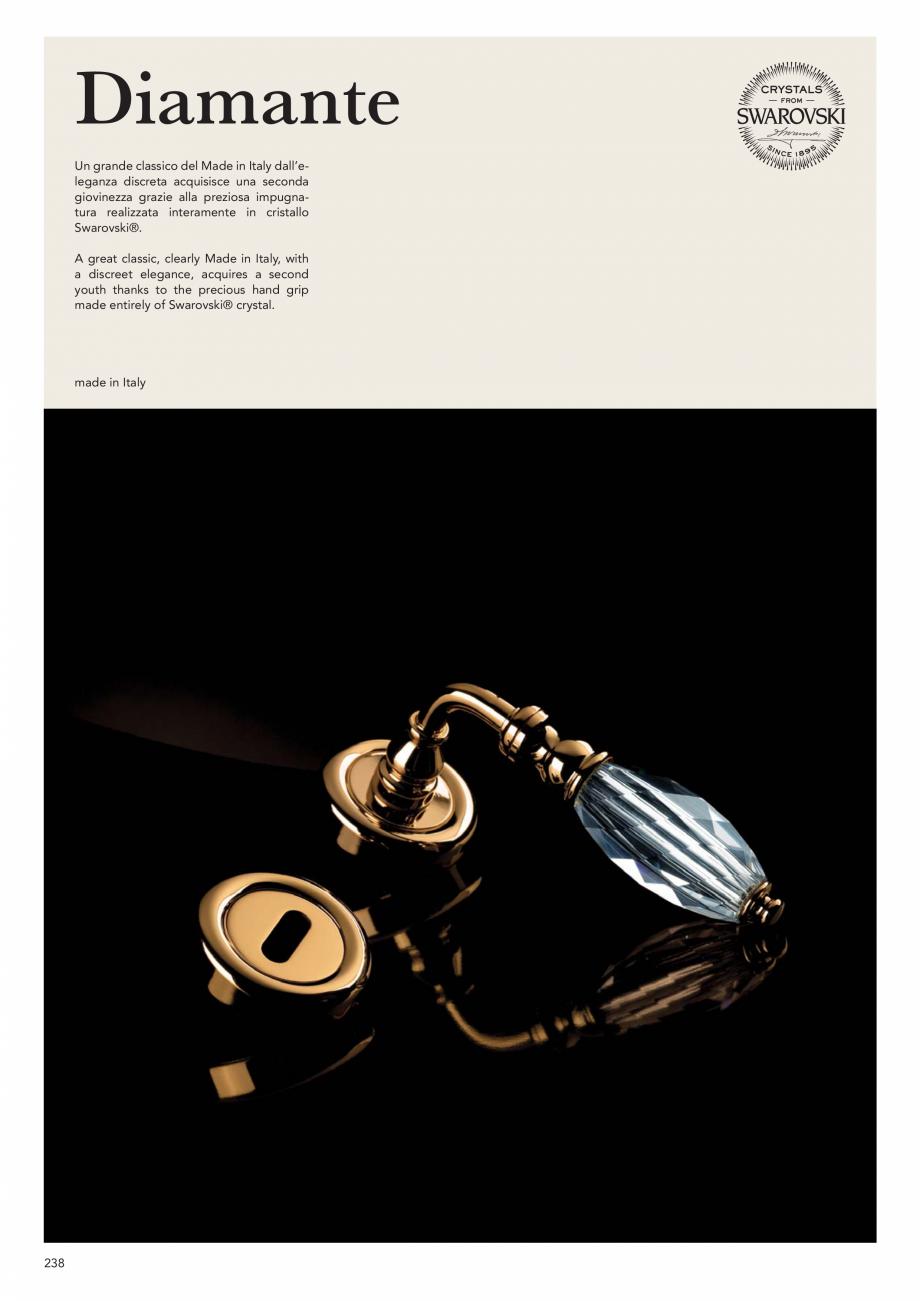 Pagina 240 - Catalog Linea CALI 2019 DALI BUSINESS Catalog, brosura Engleza, Italiana