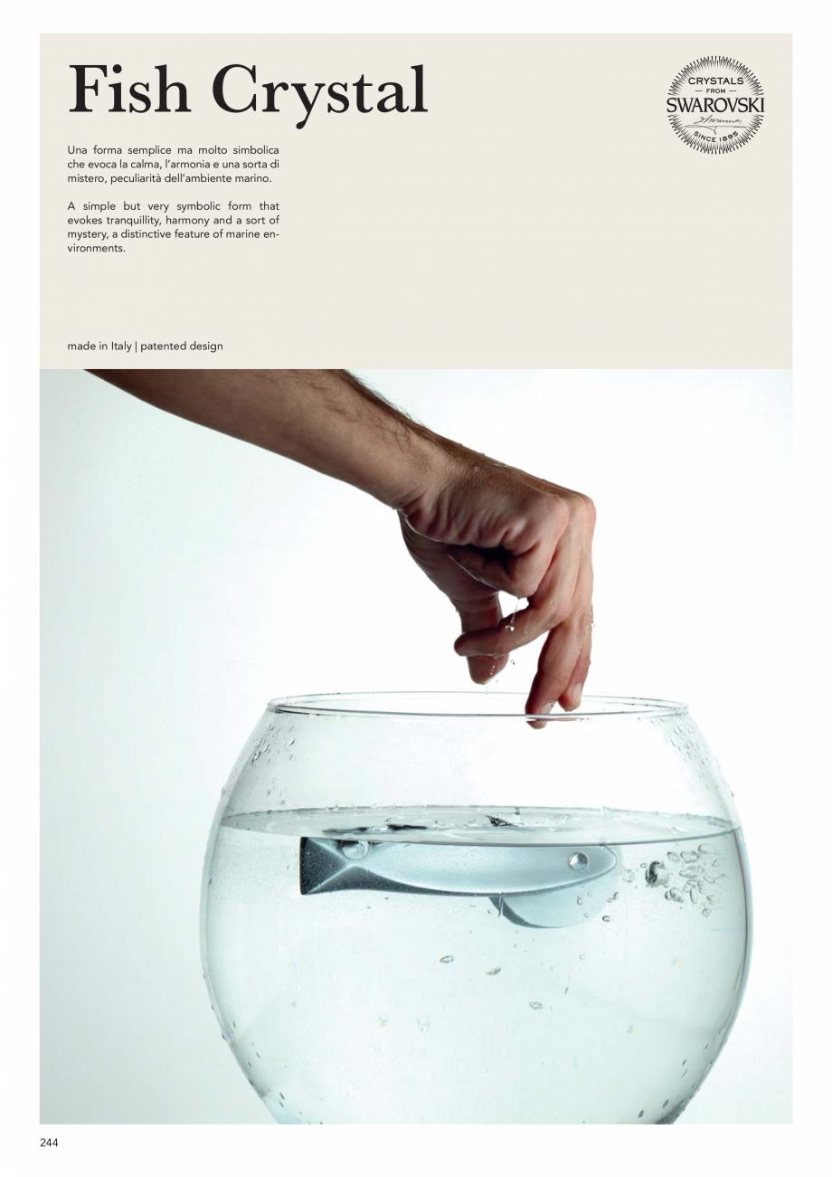 Pagina 246 - Catalog Linea CALI 2019 DALI BUSINESS Catalog, brosura Engleza, Italiana