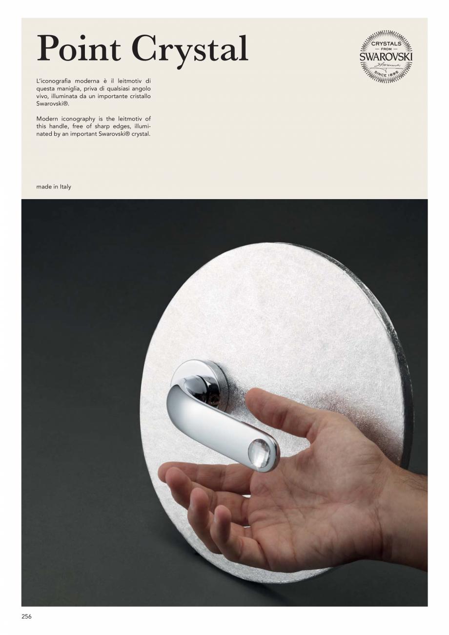 Pagina 258 - Catalog Linea CALI 2019 DALI BUSINESS Catalog, brosura Engleza, Italiana