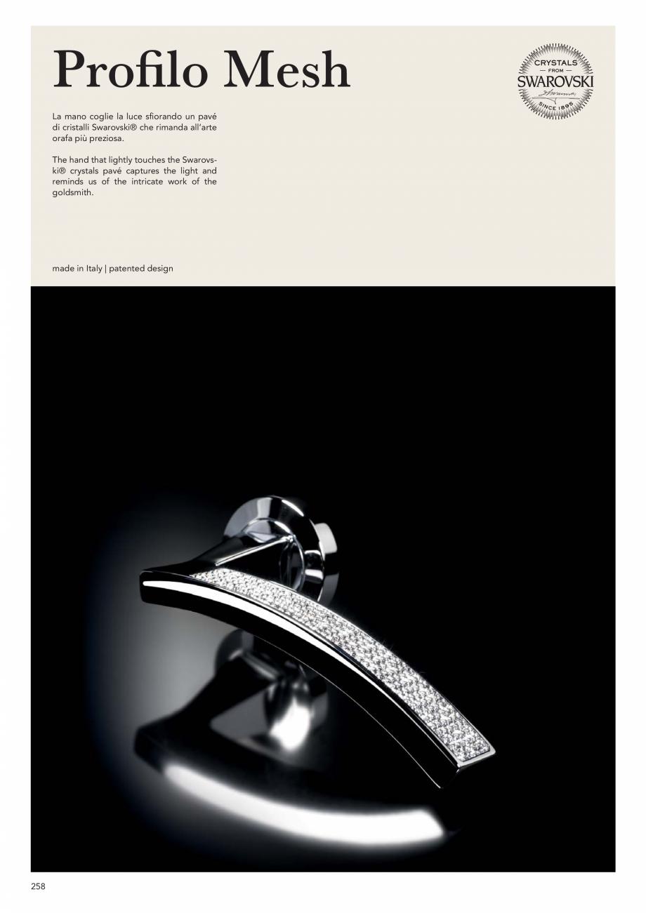 Pagina 260 - Catalog Linea CALI 2019 DALI BUSINESS Catalog, brosura Engleza, Italiana