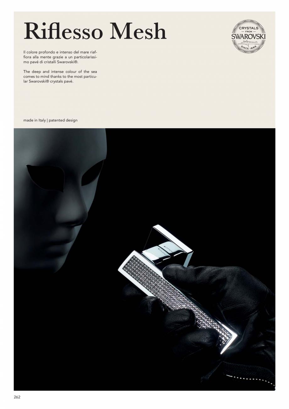 Pagina 264 - Catalog Linea CALI 2019 DALI BUSINESS Catalog, brosura Engleza, Italiana