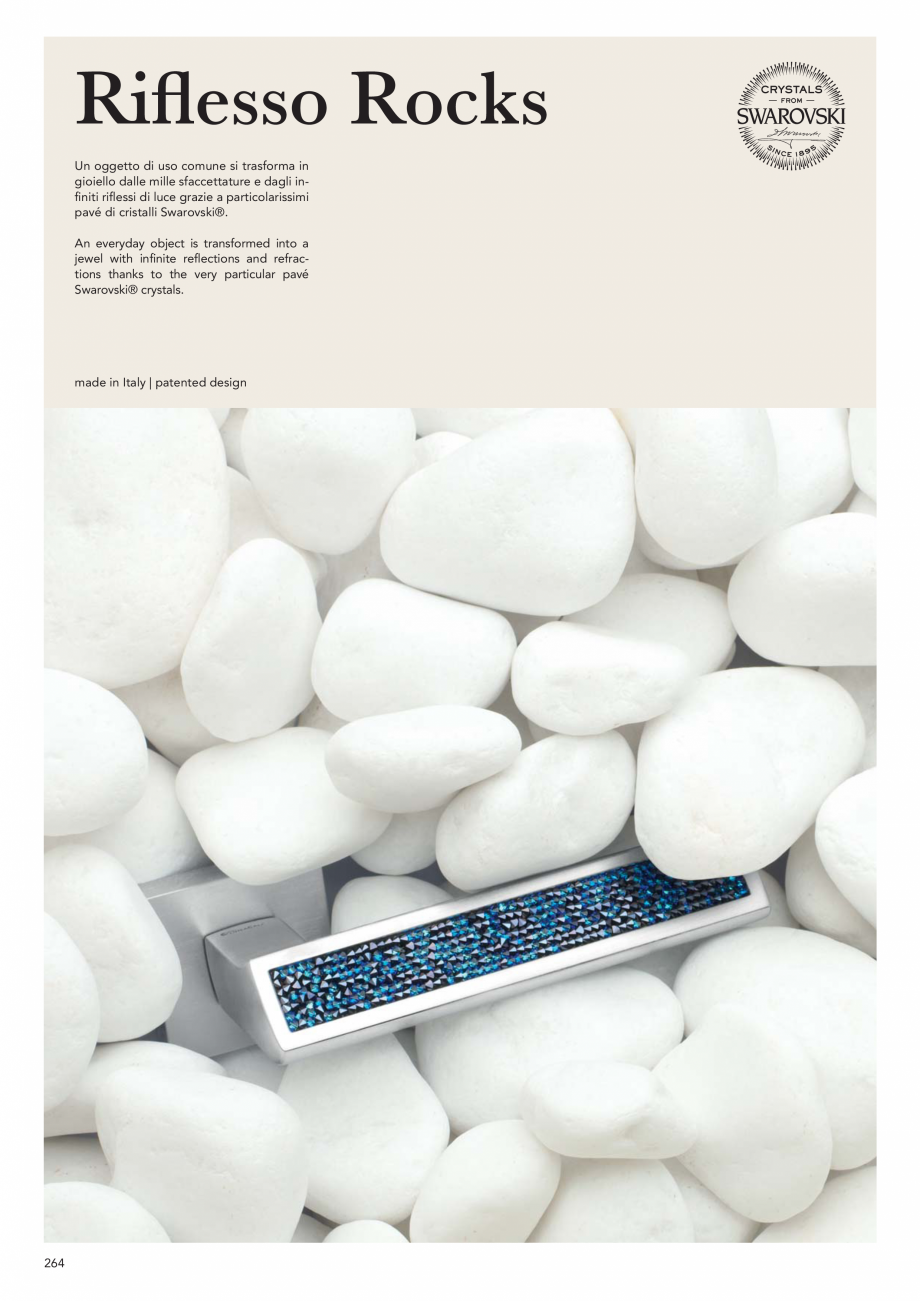 Pagina 266 - Catalog Linea CALI 2019 DALI BUSINESS Catalog, brosura Engleza, Italiana