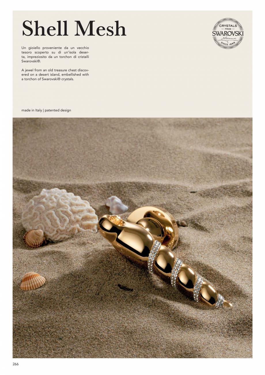 Pagina 268 - Catalog Linea CALI 2019 DALI BUSINESS Catalog, brosura Engleza, Italiana