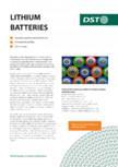Bateriile pe Lithium DST
