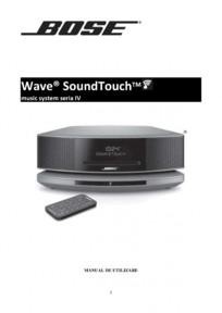 Sisteme audio wave BOSE