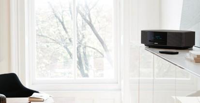 Camera cu sistem audio Wave Music System IV pe mobilier Wave Music System IV