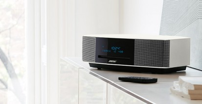 Sistem audio Wave Music System IV vazut de aproape Wave Music System IV