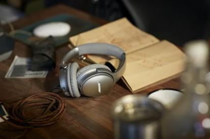 Casti cu anularea zgomotului / Casti cu anularea zgomotului Bose QuietComfort 35