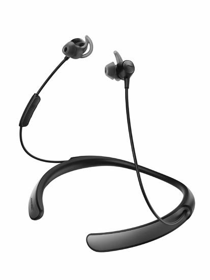 Casti cu anularea zgomotului  / Casti cu anularea zgomotului Bose QuietControl 30